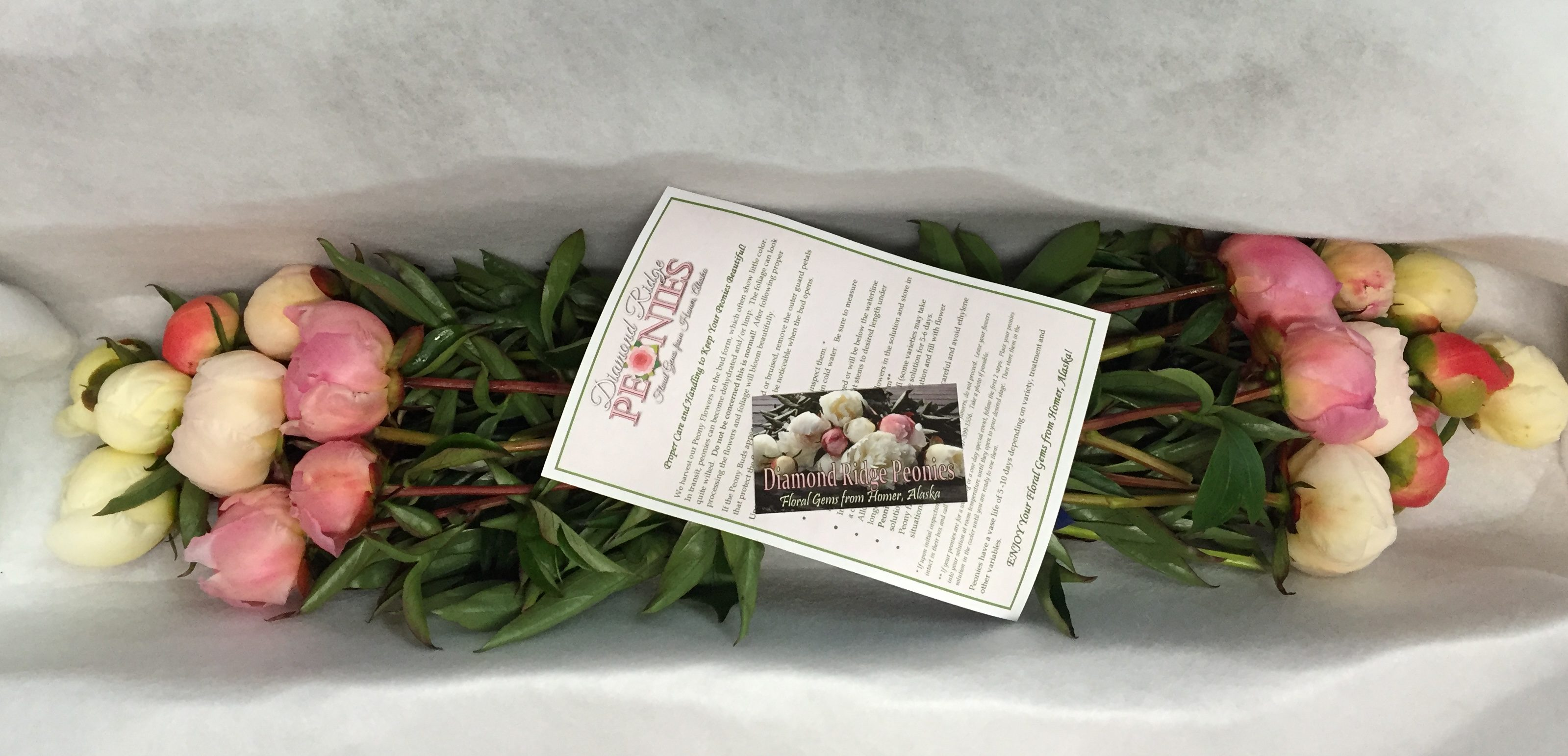 Farmers Choice Bouquet box